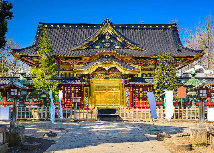 10 Selected Shrines to Visit When You Come to Tokyo