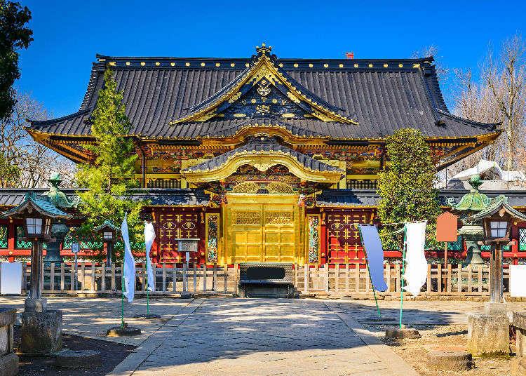 來東京一定要去的10個神社