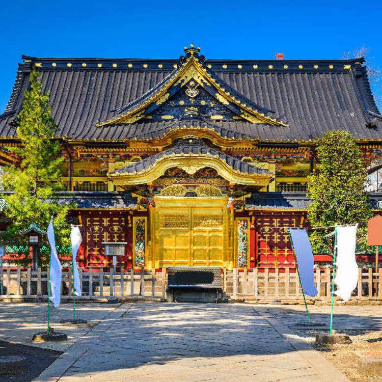 東京景點推薦,必訪10間寺廟大公開