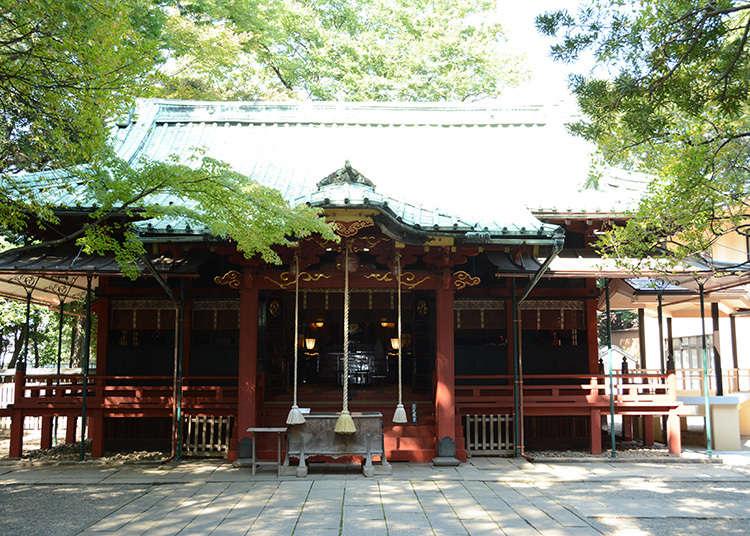 8: Akasaka Hikawa Shrine