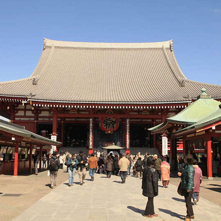 來到東京必去的10間寺院