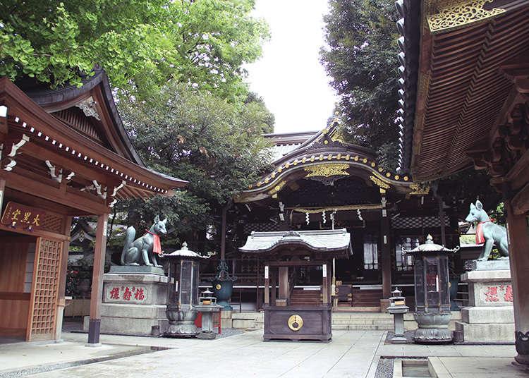 9: Kuil Toyokawa Inari