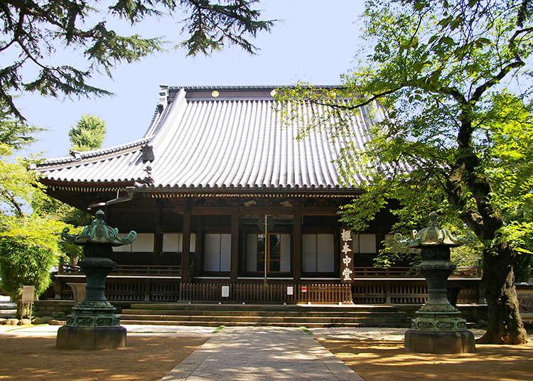 3: วัดคันเอจิ (Kanei-ji)