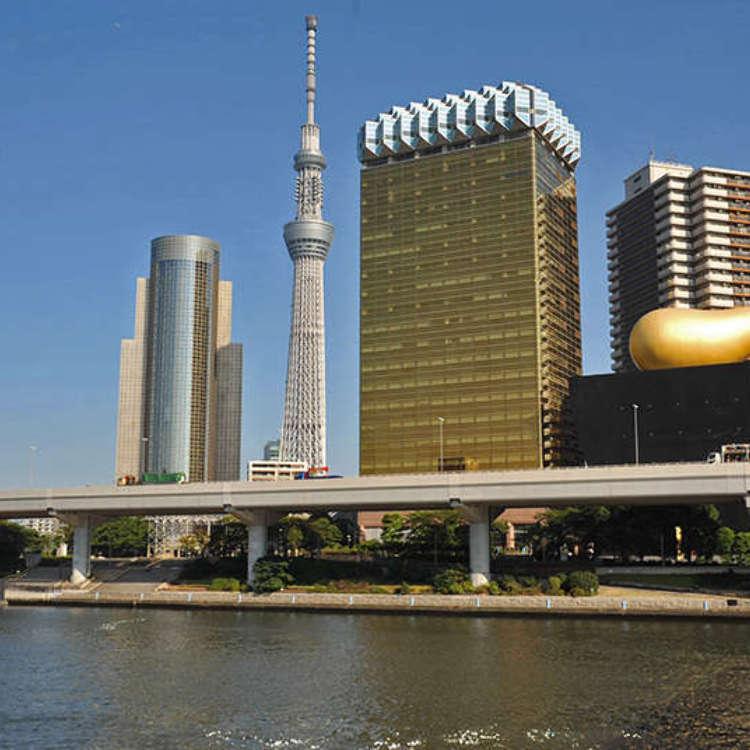 浅草、上野的三个适合拍照的景点