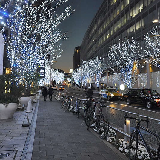 The Top 3 Photo Spots in Roppongi