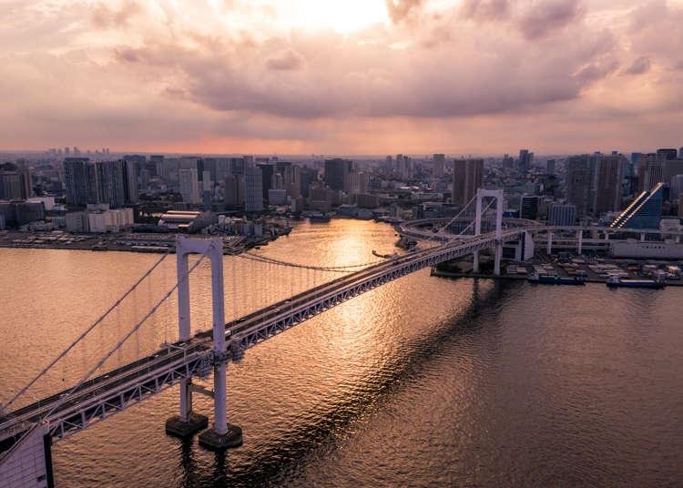รวม 4 สถานที่ในโตเกียวที่จะอิ่มเอมทั้งกายและใจได้ด้วยเงิน 0 เยน