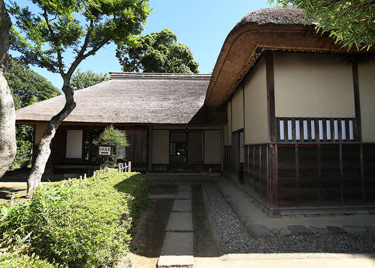 江戸時代の武士の生活がわかる武家屋敷