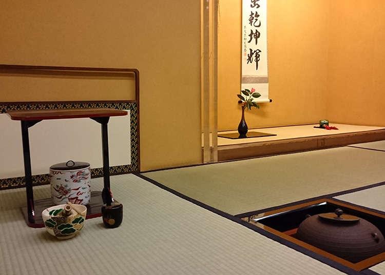 """Ketahui """"wanokokoro"""" (jiwa Jepun) melalui sado (upacara minum teh)"""