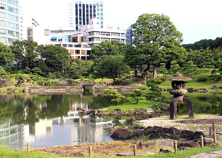 1 : 구 시바리큐 은사 정원