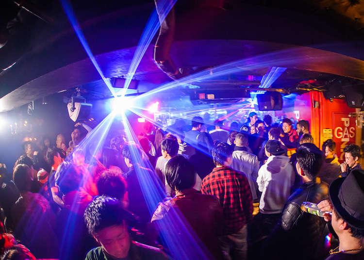 Klub Populer Dengan Suasana Pesta Setiap Harinya