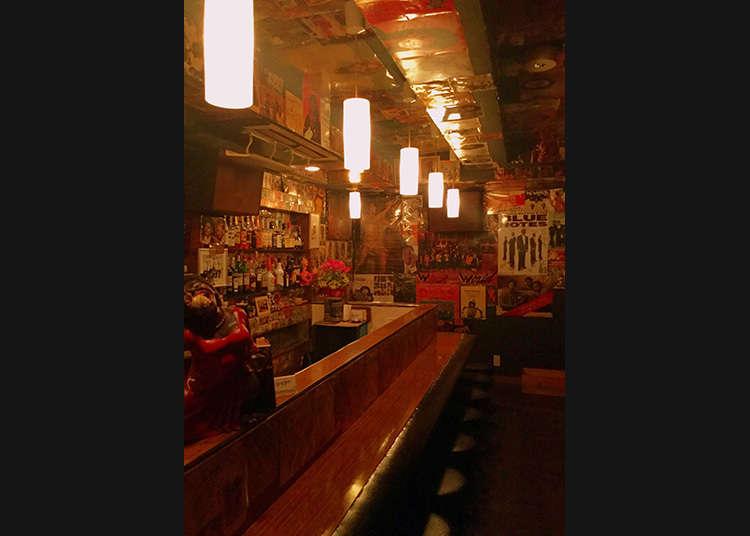 Nikmatilah hiburan malam orang dewasa di kedai lagenda Soul Bar