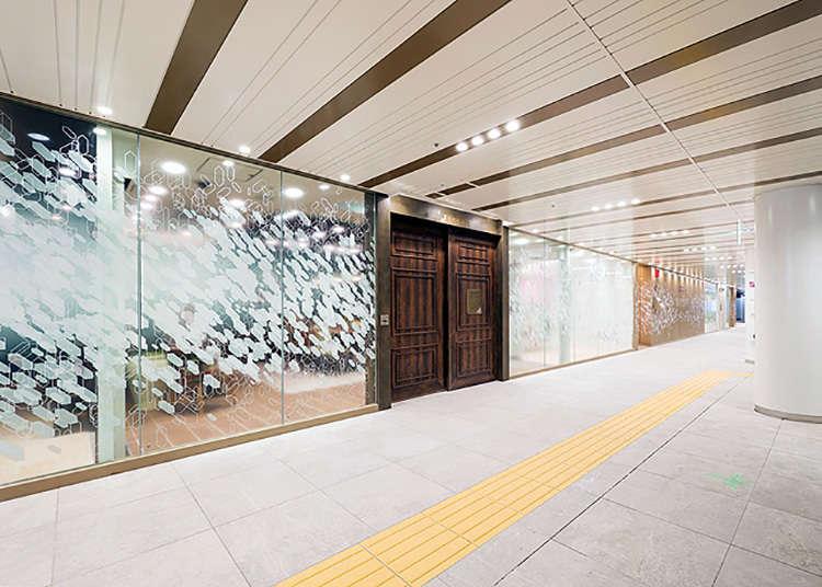 """""""涩谷""""色彩鲜明的空间极具魅力"""