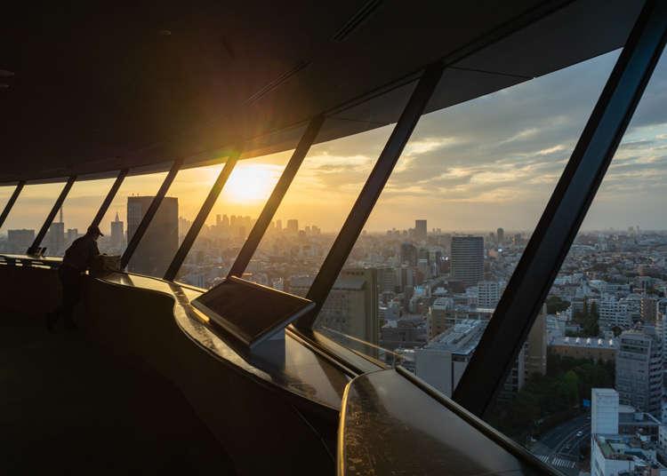 Sepuluh Tempat Pilihan di Tokyo yang Dapat Dinikmati dengan Gratis!
