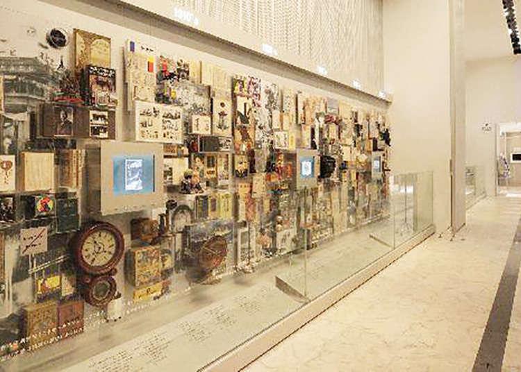 【新橋】日本唯一的廣告博物館。