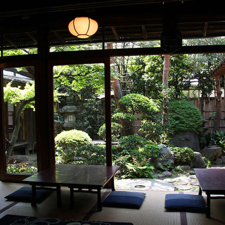 A Japanese-Style Breakfast in a Traditional Japanese House