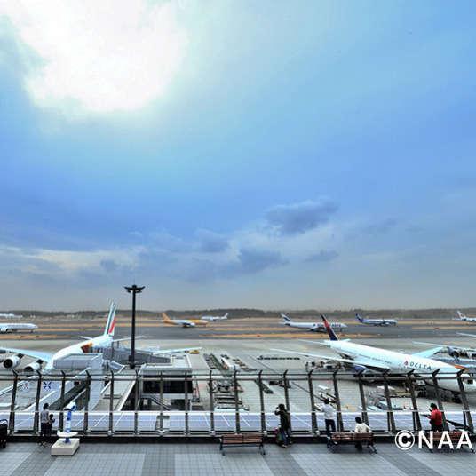 나리타 국제공항에서 실속있게 시간을 보내는 방법