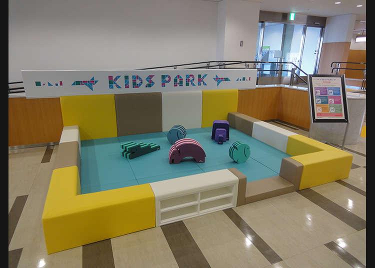 ใช้ห้องเด็กเล่นให้คุ่มค่า