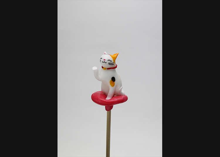 """เลือกซื้อ """"อาเมะไซคุ (ตุ๊กตาน้ำตาลปั้น)"""" ภูมิปัญญาพื้นบ้านของญี่ปุ่น"""