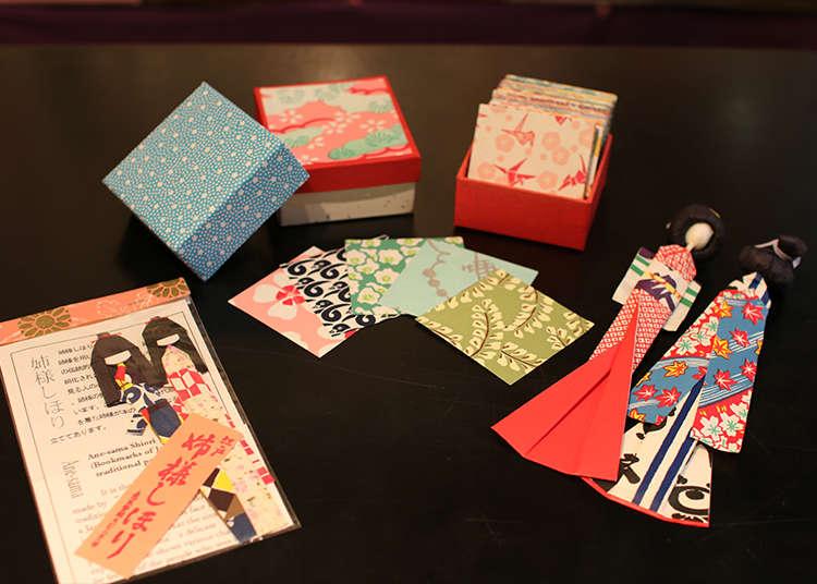 购买复古风格的日本杂货
