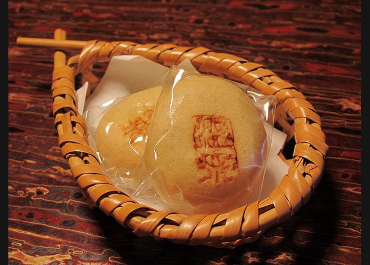 日本常見的和菓子