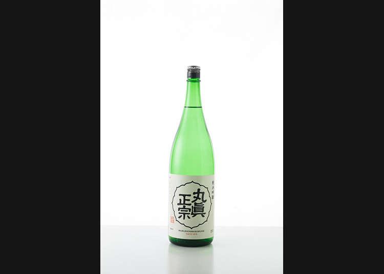 Aroma Ginjoshu (Sake Berkualitas Tinggi) Selangit