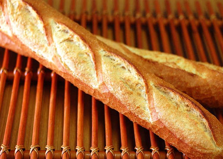 日本の本格フランスパンが生まれた店