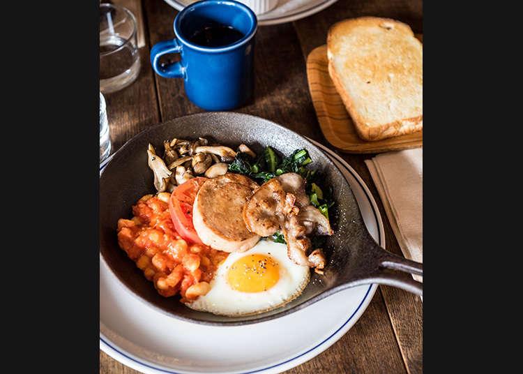 อิงลิช เบรคฟาสต์ (English Breakfast)
