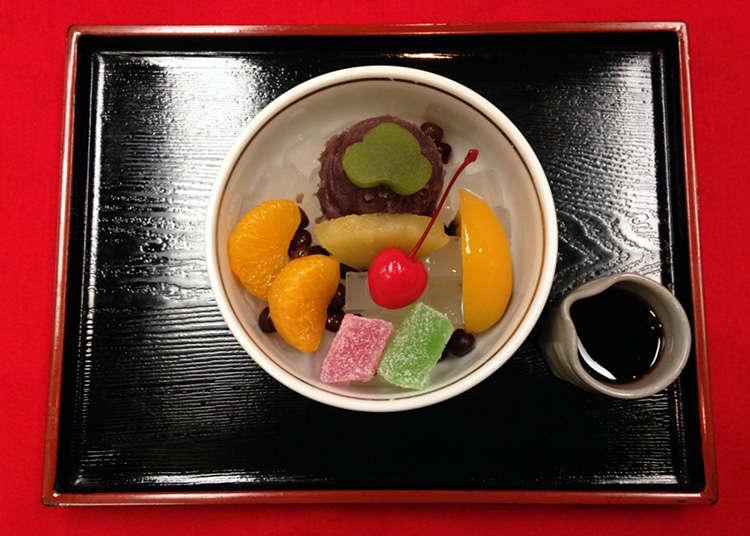 Di sini dikumpulkan maklumat tentang makanan dan arak di Ginza