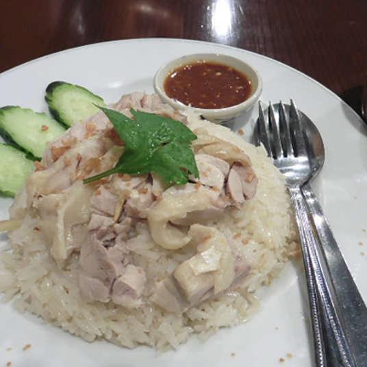 都内で食べられる本当にうまいカオマンガイ