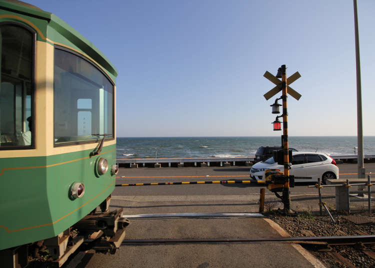 Five of the Latest Relaxation Spots in Kamakura