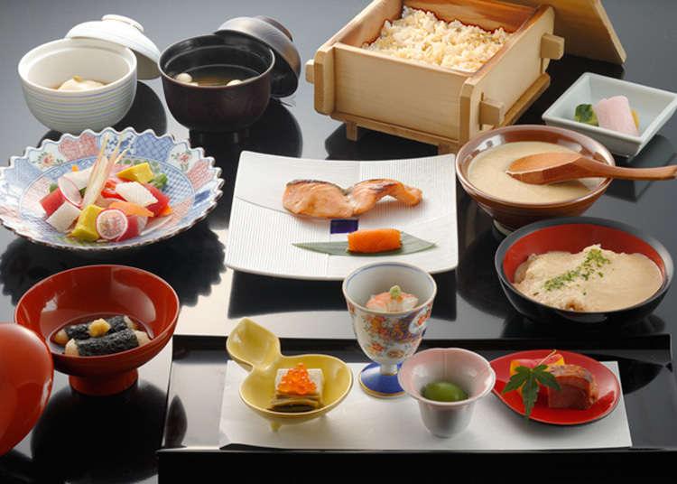 """Asakusa Mugitoro"" ที่อัดแน่นไปด้วยรสชาติแสนอร่อย"