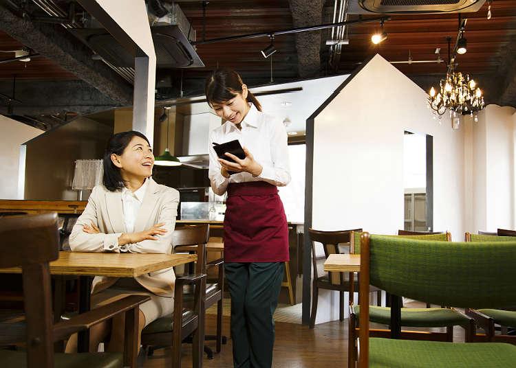 日本人が愛するレストラン