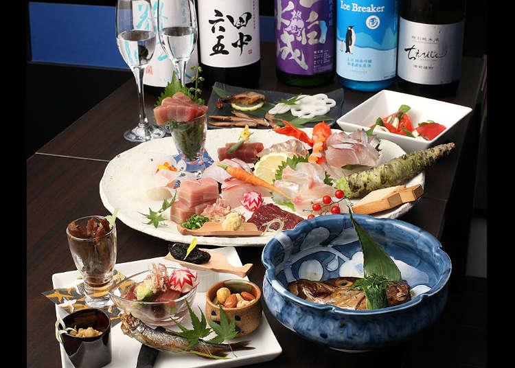 """可以尽情畅饮日本的地方酒""""米酒场 SO."""""""