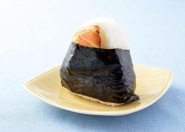 Convenience store's popular rice ball series
