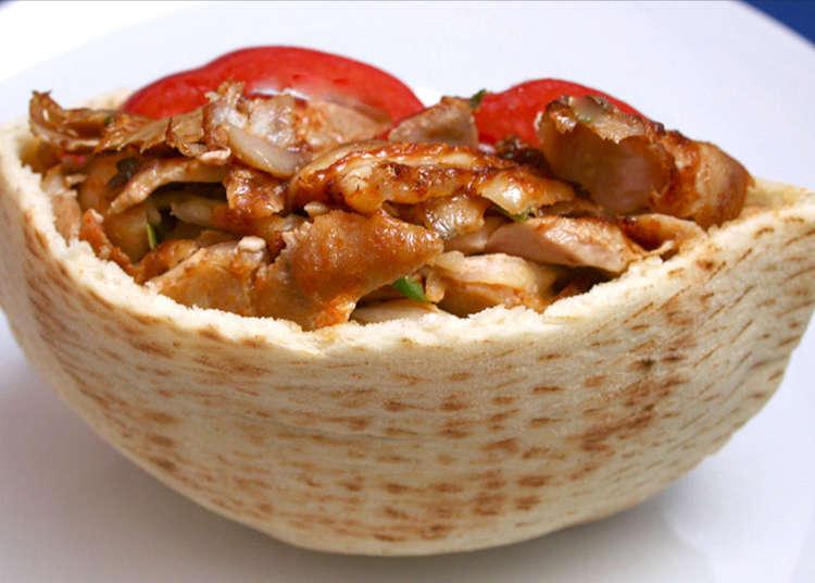 """在土耳其烤肉激战区!?品尝""""Star Kebab"""""""