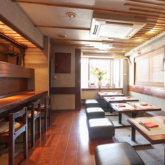 Restoran Masakan Cina di Tokyo