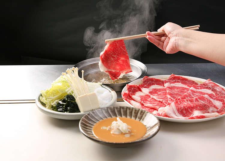 """Merasai masakan kejepunan dengan hidangan """"Syabusen"""""""