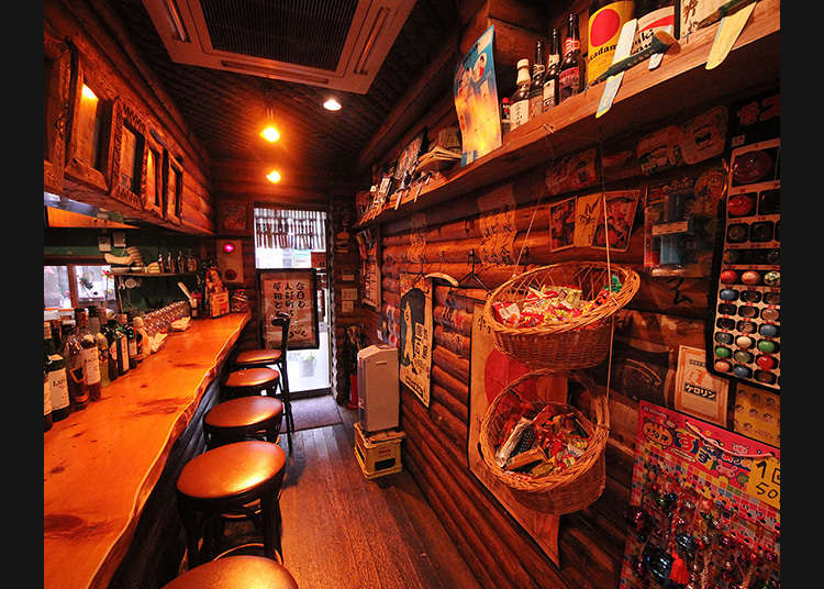 """Merasai nostalgia orang Jepun di """"Dagashi Bar"""""""