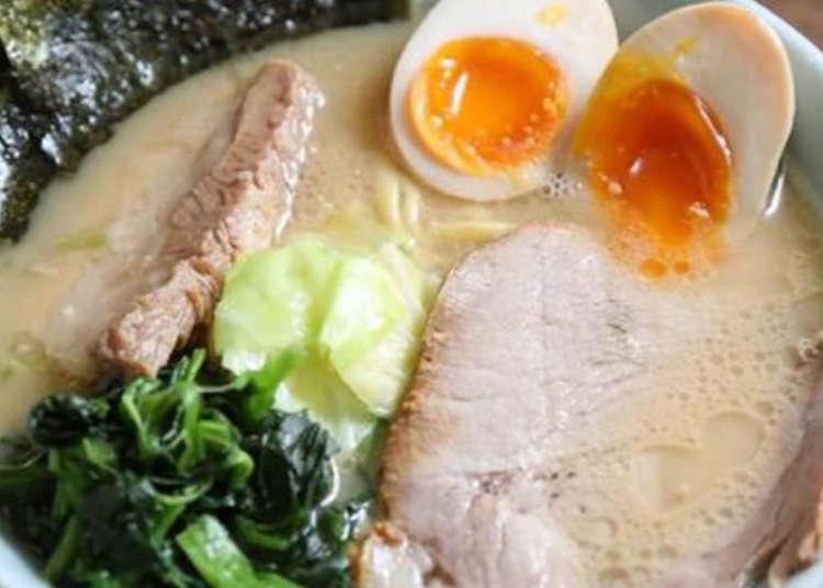 """""""Asakusatai (อาซากุสะไท)"""" ที่มีเอกลักษณ์ที่น้ำซุปรสชาติเข้มข้นกับสาหร่าย !"""