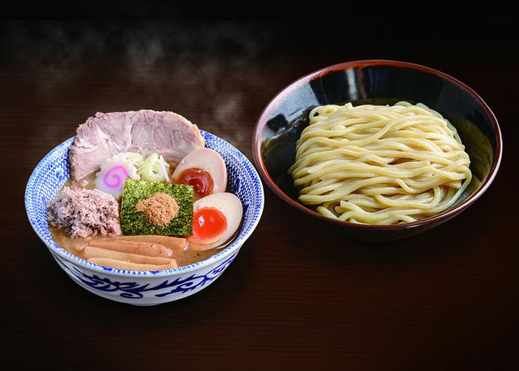 具代表性的東京沾麵店家「六厘舎」