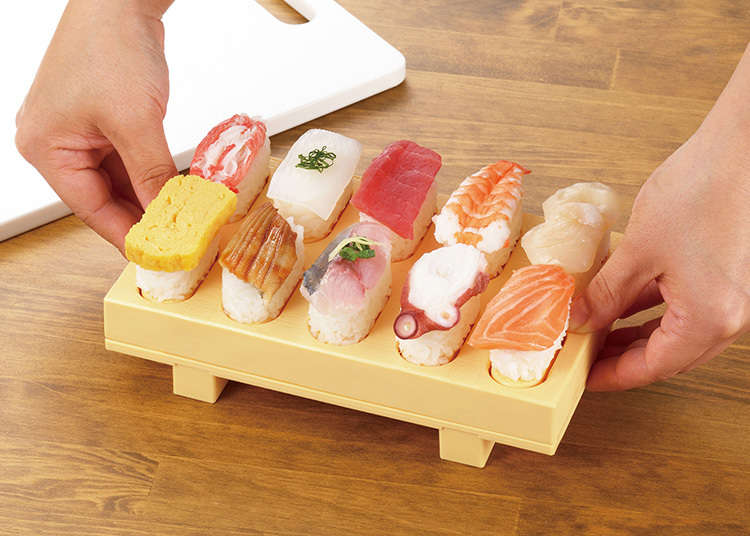 来吧!寿司