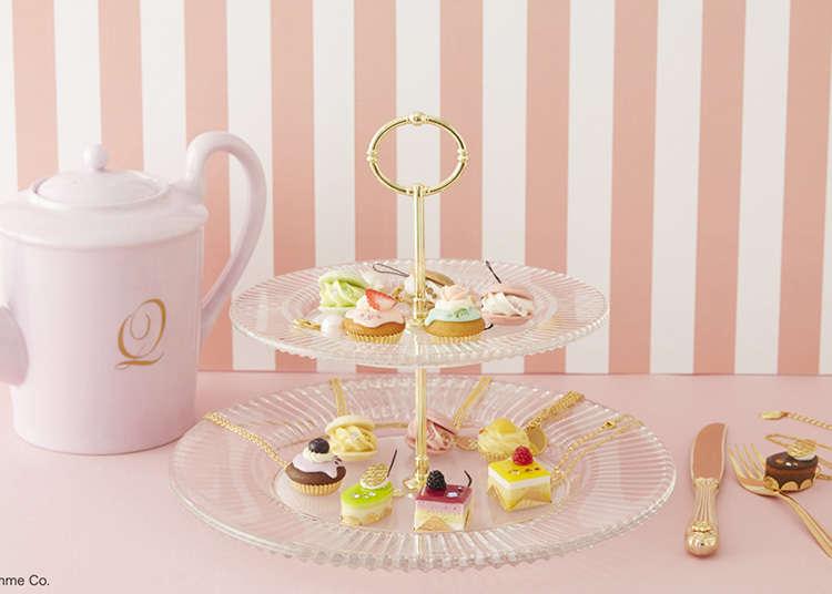 Dessert accessories