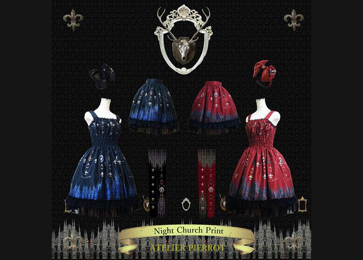 Fesyen gotik lolita
