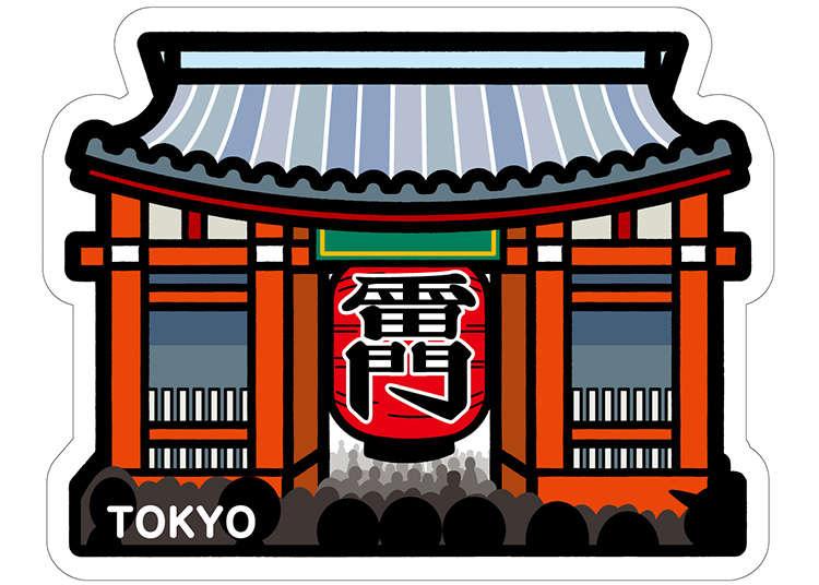 Lima Oleh-Oleh Edisi Terbatas Tokyo yang Wajib Dibeli Sebelum Pulang