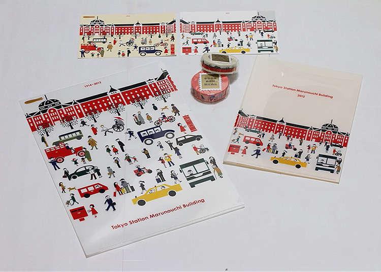 우체국의 우편 상품