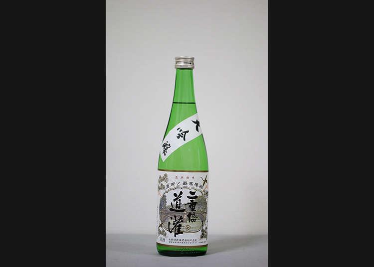 Sake (arak Jepun) yang bersejarah