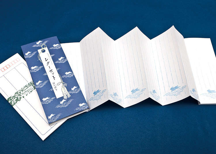 來這買世界矚目的 「和紙」吧!