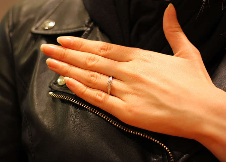They are also particular about the unseen parts in their jewelry