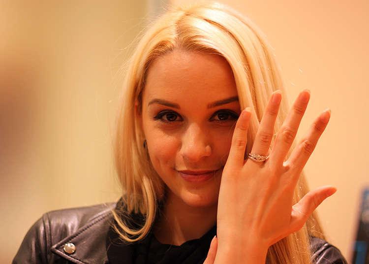 แหวนหมั้นที่ให้ความรู้สึกถึงความอ่อนละมุน
