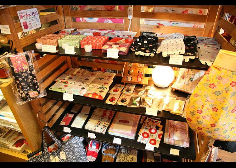 "Cari aksesori gaya Jepun di ""Aksesori Jepun empat musim – Hanashimasu"""